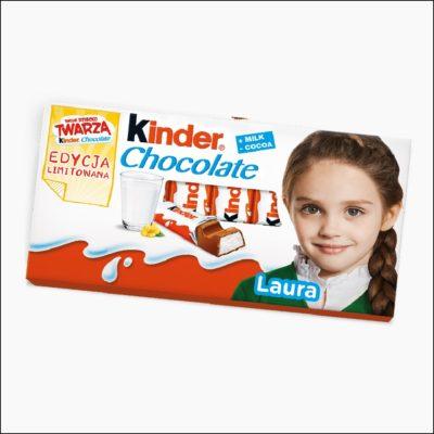 Kinder czekolada - 100 g