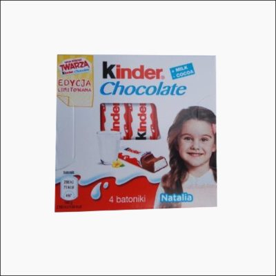 Kinder czekolada - 50 g